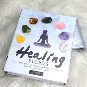 Healing stones set metaphysical Chakra brand new
